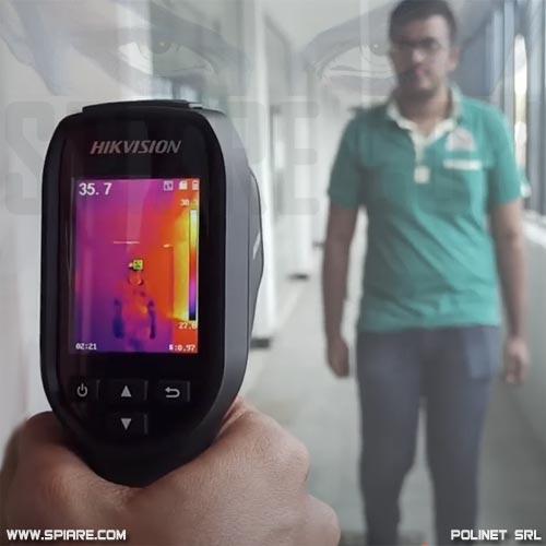 Dispositivo termico portatile - Termoscaner